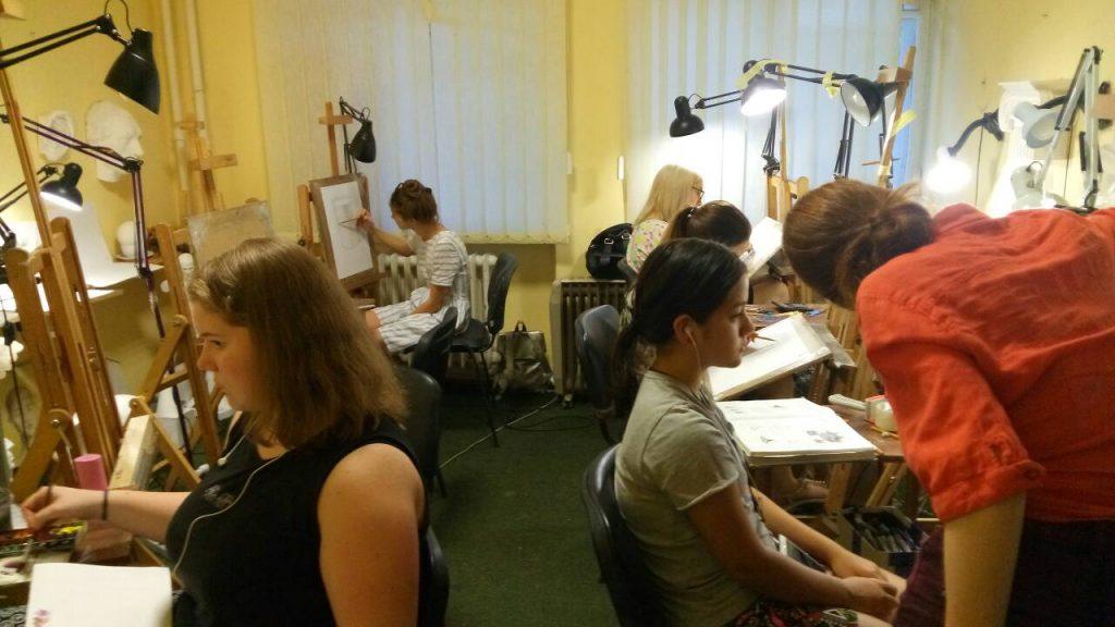 Cours de dessin a Paris pour les debutents