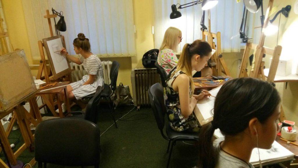 Cours de dessin a Paris pour les debutents 2018