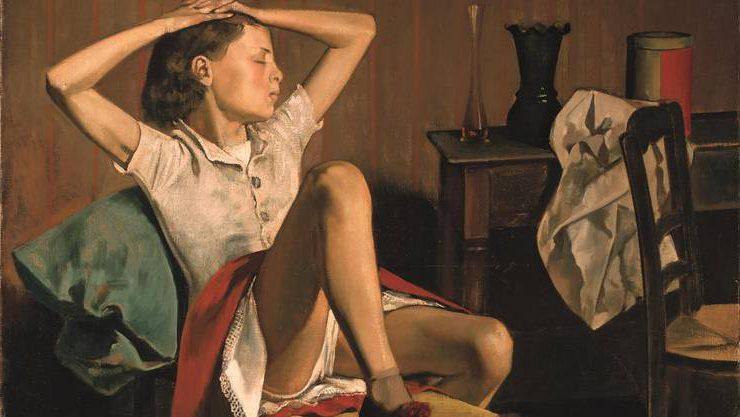 Stage-de-dessin-paris-Balthus-jeune-fille