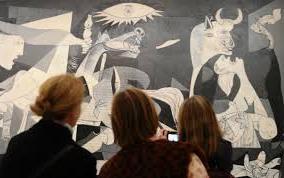 picasso sur cours de dessin mairie de paris