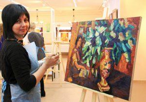 Cours de peinture Paris - Cours de dessin débutants