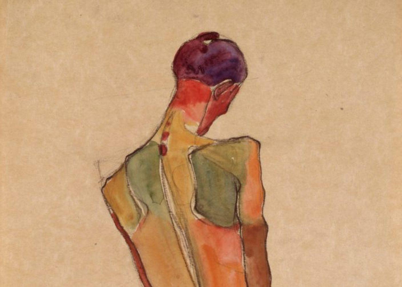 modèle d'art nu masculin filles Necid