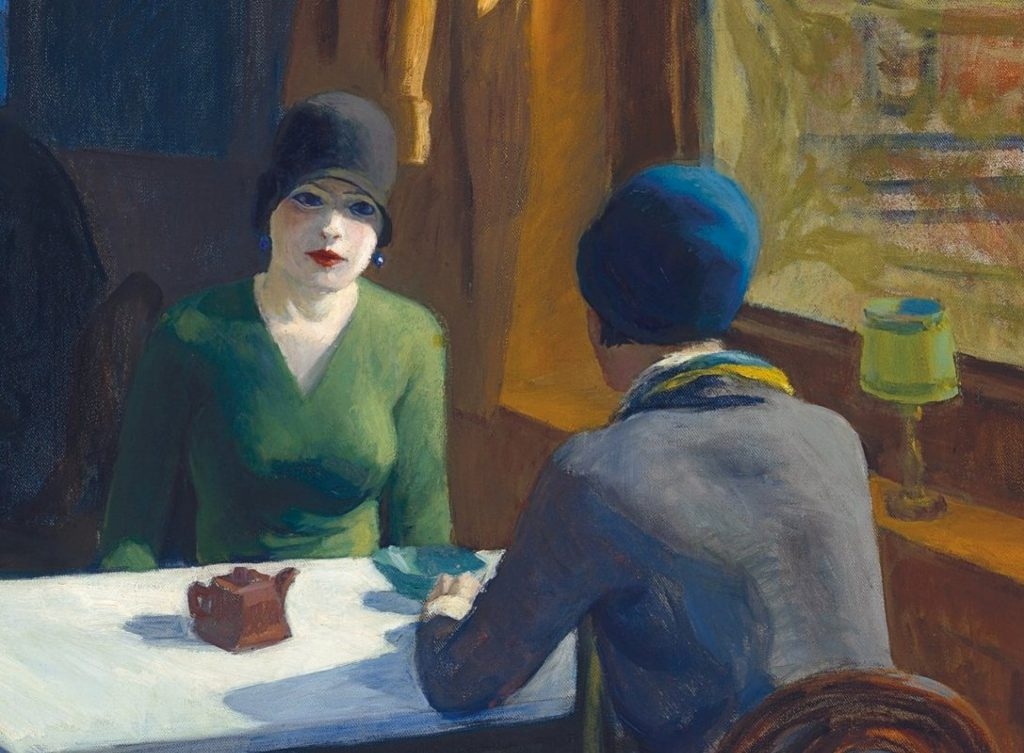 70 million pour la solitude. Le tableau d´ Edward Hopper va établir un record.