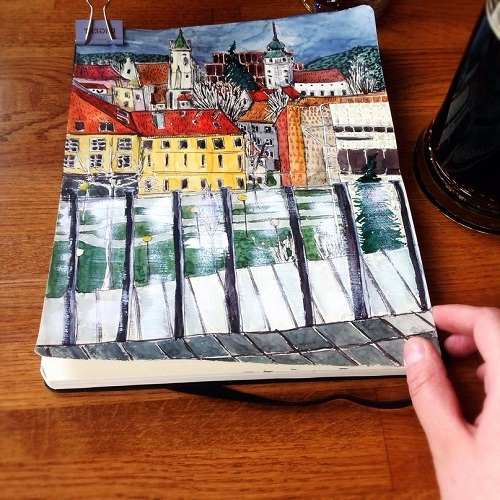 Cours de dessin et peinture Lille