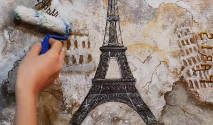 comment-dessiner en acrylic