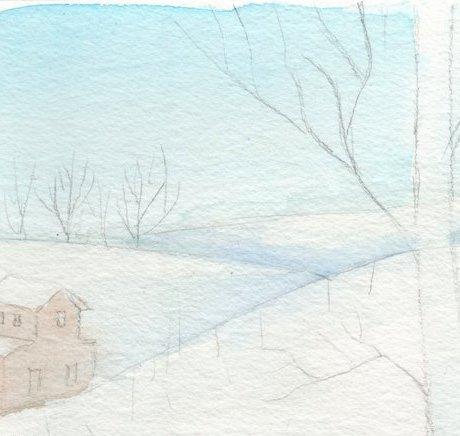 paysage-dhiver-colorisez-maison